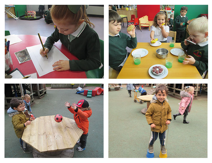 Whinneybanks Nursery Provision