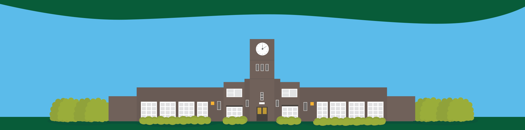 Whinneybanks Primary School Tower Clock
